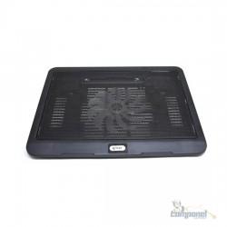 Base Cooler Com Suporte Para Notebook Knup  kp-9014